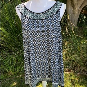 Max Studio New Chic Dress (or long blouse)